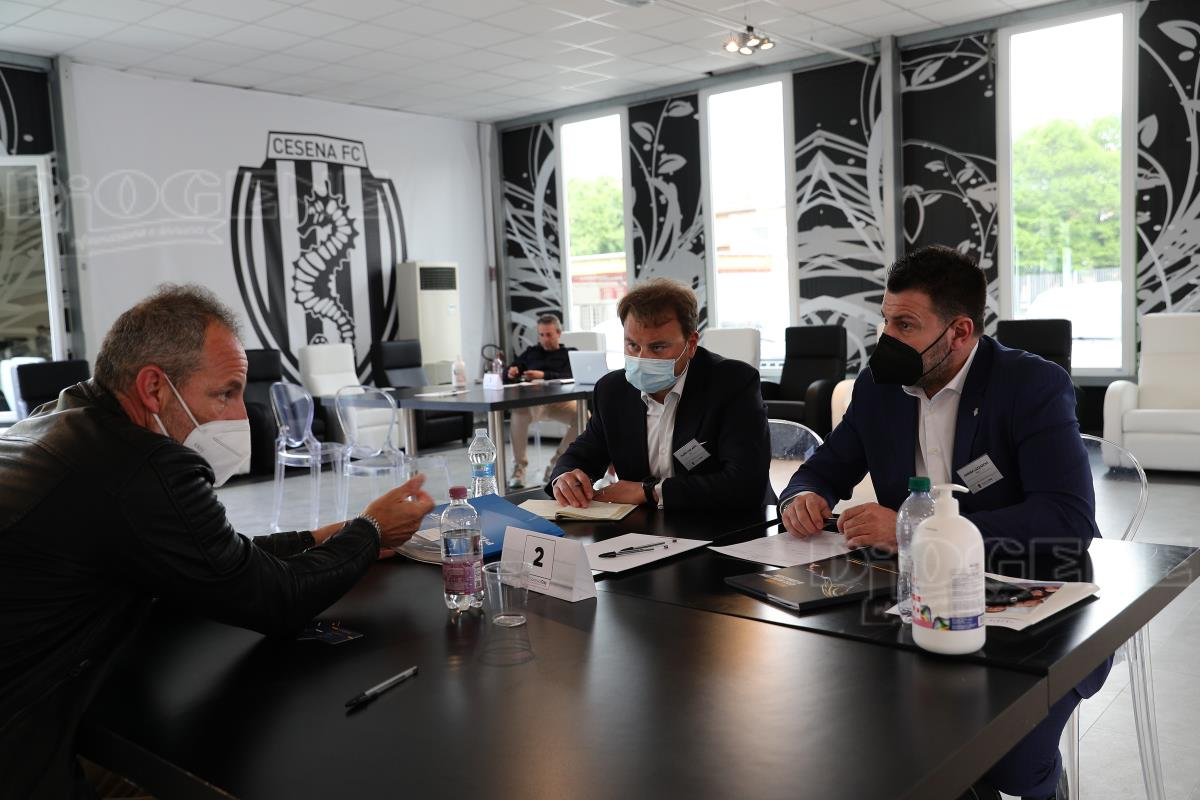 All'Orogel Stadium il primo degli Sponsor Day 2021