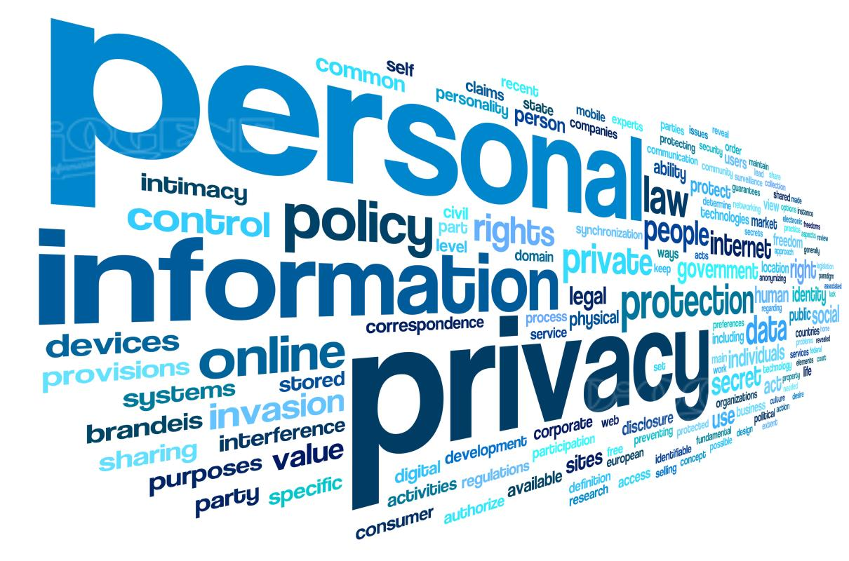 Privacy e web