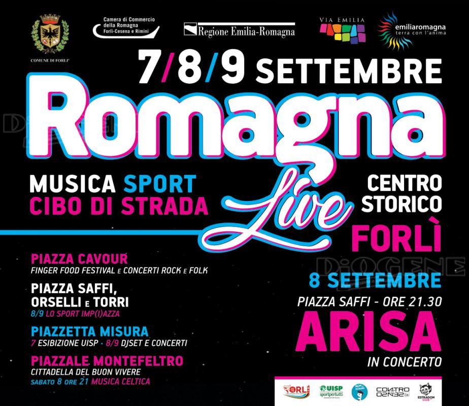 Piazza Della Misura Forli.Nel Centro Storico Di Forli Arriva Romagna Live Primo Piano