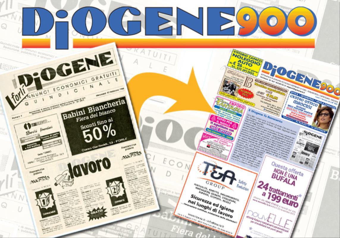 E diogene fa novecento primo piano diogene forl for Cagnoni arredamento