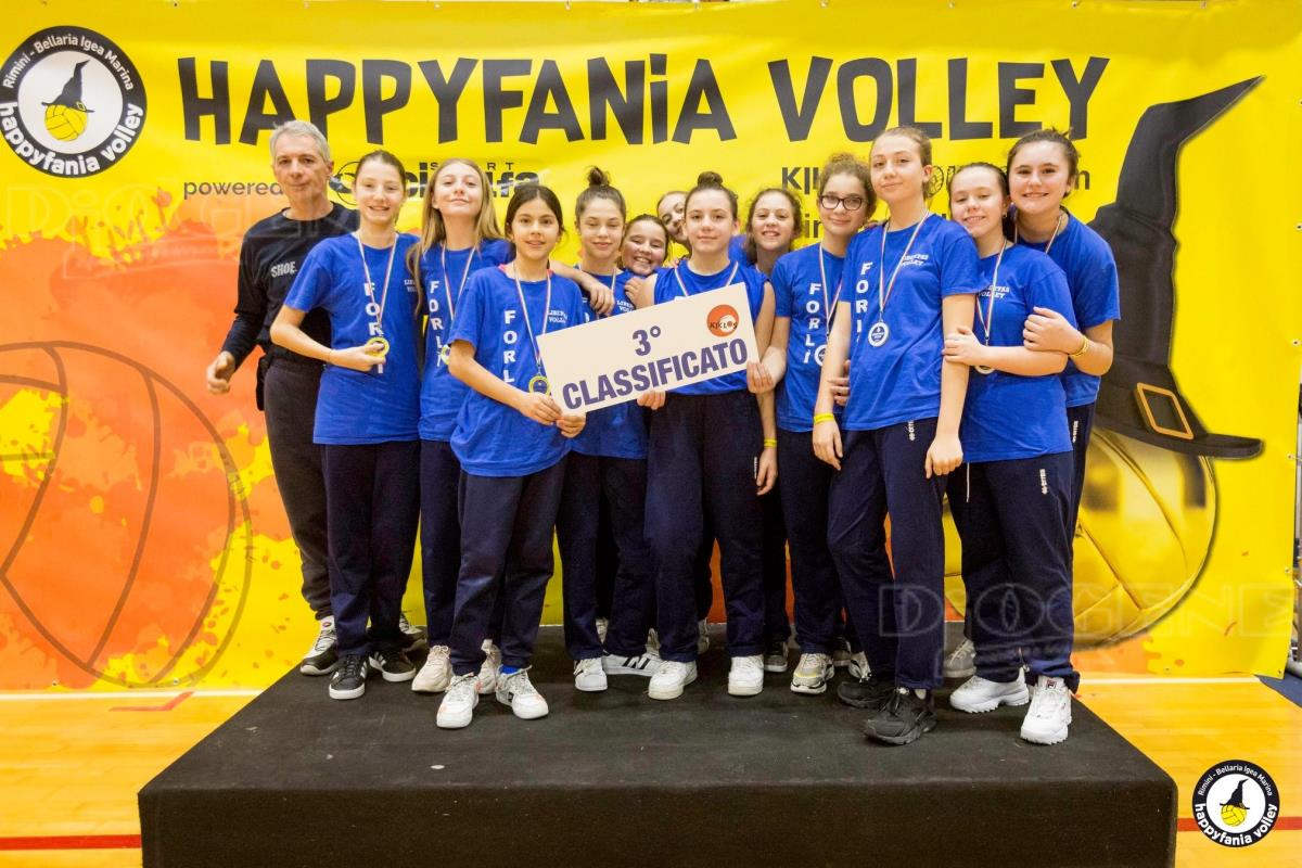 8° Torneo Happyfania volley